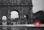Image of Snow fall Rome Italy, 1935, second 16 stock footage video 65675041271