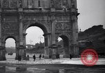 Image of Snow fall Rome Italy, 1935, second 17 stock footage video 65675041271