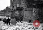 Image of Snow fall Rome Italy, 1935, second 18 stock footage video 65675041271