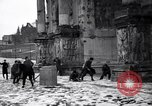 Image of Snow fall Rome Italy, 1935, second 19 stock footage video 65675041271
