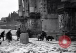 Image of Snow fall Rome Italy, 1935, second 21 stock footage video 65675041271