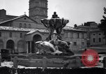 Image of Snow fall Rome Italy, 1935, second 24 stock footage video 65675041271