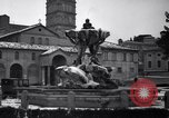 Image of Snow fall Rome Italy, 1935, second 25 stock footage video 65675041271