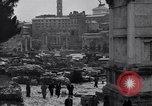 Image of Snow fall Rome Italy, 1935, second 31 stock footage video 65675041271
