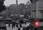Image of Snow fall Rome Italy, 1935, second 32 stock footage video 65675041271