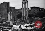 Image of Snow fall Rome Italy, 1935, second 38 stock footage video 65675041271