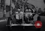 Image of Stout Scarab automobile Hollywood Los Angeles California USA, 1935, second 9 stock footage video 65675041272