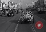 Image of Stout Scarab automobile Hollywood Los Angeles California USA, 1935, second 40 stock footage video 65675041272