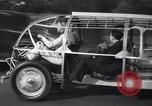 Image of Stout Scarab automobile Hollywood Los Angeles California USA, 1935, second 41 stock footage video 65675041272