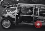 Image of Stout Scarab automobile Hollywood Los Angeles California USA, 1935, second 42 stock footage video 65675041272