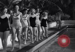 Image of Model Miami Beach Florida USA, 1935, second 16 stock footage video 65675041279