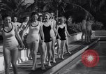 Image of Model Miami Beach Florida USA, 1935, second 17 stock footage video 65675041279