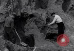 Image of Removal of ancient relics from Spiro mounds Arkansas United States USA, 1936, second 20 stock footage video 65675041281