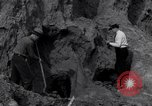 Image of Removal of ancient relics from Spiro mounds Arkansas United States USA, 1936, second 21 stock footage video 65675041281