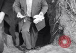 Image of Removal of ancient relics from Spiro mounds Arkansas United States USA, 1936, second 32 stock footage video 65675041281