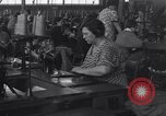 Image of Shirt Factory New Albany Indiana United States USA, 1936, second 23 stock footage video 65675041284