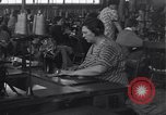 Image of Shirt Factory New Albany Indiana United States USA, 1936, second 24 stock footage video 65675041284