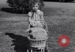 Image of Patsy Grimmett Glendale California USA, 1936, second 16 stock footage video 65675041285