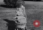 Image of Patsy Grimmett Glendale California USA, 1936, second 20 stock footage video 65675041285