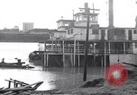 Image of Floods Stockton California USA, 1936, second 22 stock footage video 65675041291