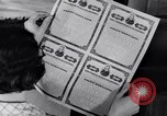 Image of Government printing office Washington DC USA, 1936, second 15 stock footage video 65675041293