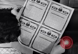 Image of Government printing office Washington DC USA, 1936, second 16 stock footage video 65675041293