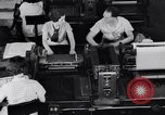 Image of Government printing office Washington DC USA, 1936, second 20 stock footage video 65675041293