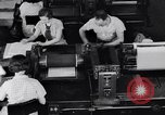Image of Government printing office Washington DC USA, 1936, second 21 stock footage video 65675041293