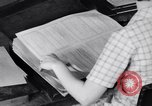 Image of Government printing office Washington DC USA, 1936, second 30 stock footage video 65675041293