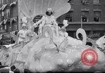 Image of Mardi Gras New Orleans Louisiana USA, 1936, second 16 stock footage video 65675041294