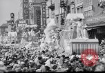 Image of Mardi Gras New Orleans Louisiana USA, 1936, second 33 stock footage video 65675041294