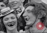 Image of Mardi Gras New Orleans Louisiana USA, 1936, second 37 stock footage video 65675041294