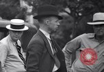 Image of property owner New York City USA, 1936, second 27 stock footage video 65675041300