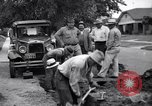 Image of property owner New York City USA, 1936, second 38 stock footage video 65675041300
