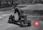 Image of small automobile Rockville Maryland United States USA, 1936, second 14 stock footage video 65675041301