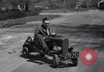 Image of small automobile Rockville Maryland United States USA, 1936, second 20 stock footage video 65675041301