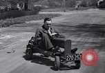 Image of small automobile Rockville Maryland United States USA, 1936, second 25 stock footage video 65675041301