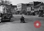 Image of small automobile Rockville Maryland United States USA, 1936, second 31 stock footage video 65675041301