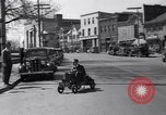 Image of small automobile Rockville Maryland United States USA, 1936, second 32 stock footage video 65675041301
