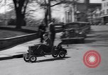 Image of small automobile Rockville Maryland United States USA, 1936, second 33 stock footage video 65675041301
