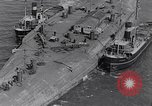 Image of war ship Rosyth Scotland, 1936, second 14 stock footage video 65675041303