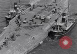 Image of war ship Rosyth Scotland, 1936, second 16 stock footage video 65675041303