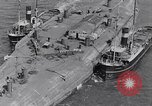 Image of war ship Rosyth Scotland, 1936, second 17 stock footage video 65675041303