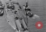 Image of war ship Rosyth Scotland, 1936, second 20 stock footage video 65675041303