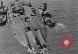 Image of war ship Rosyth Scotland, 1936, second 22 stock footage video 65675041303