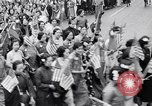 Image of Protest parade New York City USA, 1938, second 16 stock footage video 65675041309