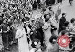 Image of Protest parade New York City USA, 1938, second 18 stock footage video 65675041309