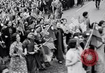 Image of Protest parade New York City USA, 1938, second 19 stock footage video 65675041309