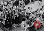 Image of Protest parade New York City USA, 1938, second 20 stock footage video 65675041309
