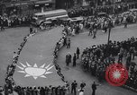 Image of Protest parade New York City USA, 1938, second 27 stock footage video 65675041309